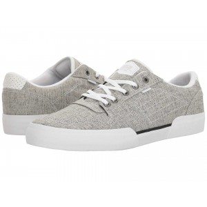 Globe Mojo Legacy Grey Chambray/White