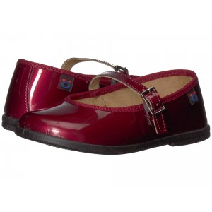 Conguitos IIS 12276 (Infant/Toddler) Burgundy Patent