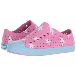 Native Shoes Jefferson Malibu Pink/Sky Blue/Big Star