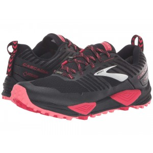 Cascadia 13 GTX Black/Pink/Coral