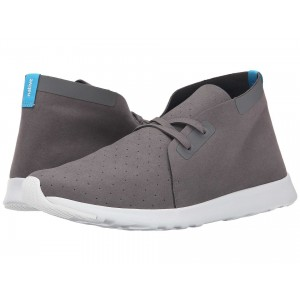 Native Shoes Apollo Chukka Dublin Grey/Shell White/Shell White Rubber