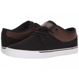 Globe Mahalo Black Twill/Brown