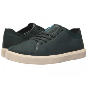 Native Shoes Monaco Low Botanic Green Wax/Bone White