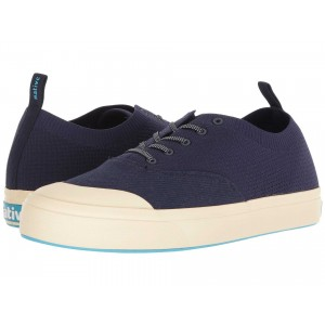 Native Shoes Jefferson Plimsoll Regatta Blue/Bone White
