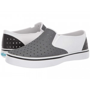 Miles Shell White/Dublin Grey/Jiffy Black Block