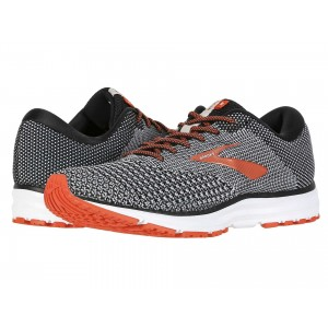 Revel 2 Black/Light Grey/Orange