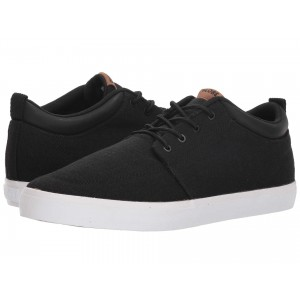 GS Chukka Black/Hemp