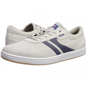 Empire Mist Shaved Suede/Blue