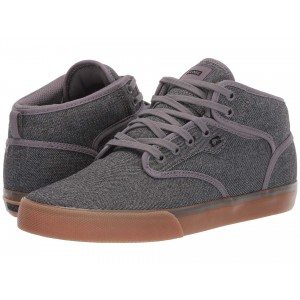 Motley Mid Grey Tweed/Gum