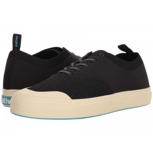 Native Shoes Jefferson Plimsoll Onyx Black/Bone White