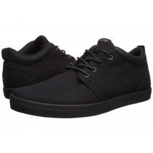 GS Chukka Black Twill/Crepe