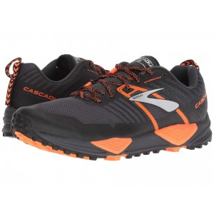 Cascadia 13 Grey/Black/Orange
