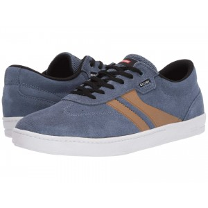 Globe Empire Slate Blue/Dijon
