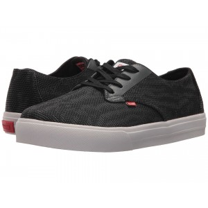 Globe Motley LYT Black Knit/Light Grey