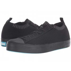 Native Shoes Jefferson 2.0 Liteknit Jiffy Black/Jiffy Black