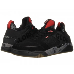 Globe Tilt Evo Black/Red/Camo