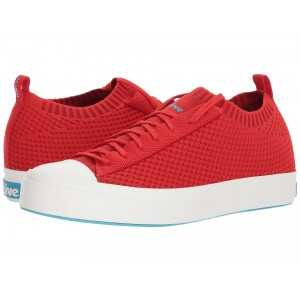 Native Shoes Jefferson 2.0 Liteknit Torch Red/Shell White