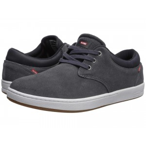 Globe Winslow SG Charcoal Shaved Suede