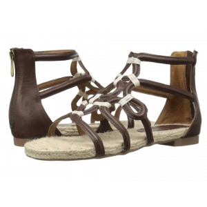 Adrienne Vittadini Pablic Dark Brown Distressed