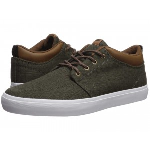 GS Chukka Olive Hemp/Synthetic Leather