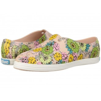 Native Shoes Jericho Chameleon Pink/Shell White/Jardin