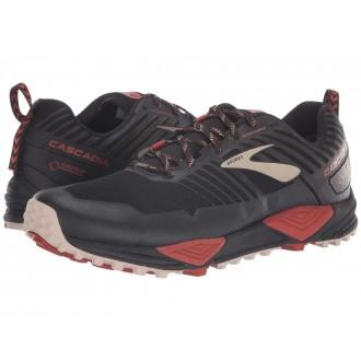 Cascadia 13 GTX Black/Red/Tan