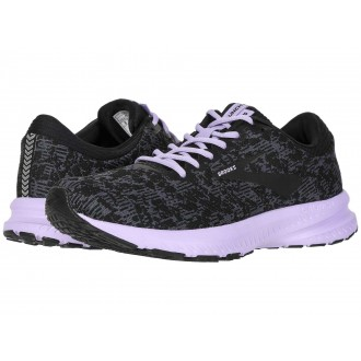 Launch 6 Ebony/Black/Purple Rose