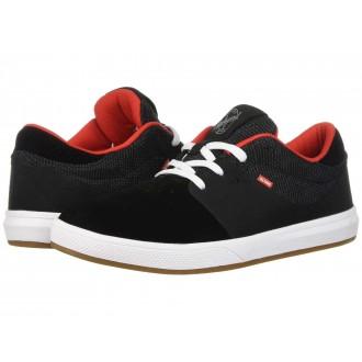 Globe Mahalo SG Black Knit/Red