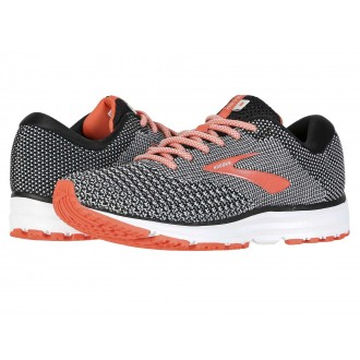 Revel 2 Black/Light Grey/Coral