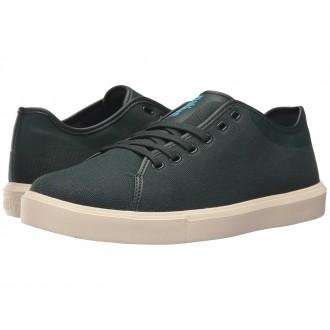 Native Shoes Monaco Low Botanic Green Wax/Bone White