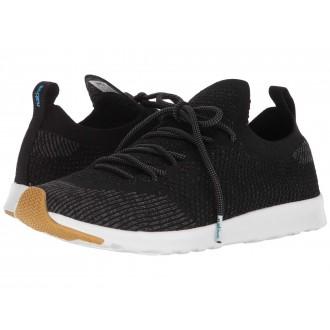 Native Shoes AP Mercury Liteknit Jiffy Black/Shell White/Natural Rubber