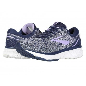 Ghost 11 Navy/Grey/Purple Rose