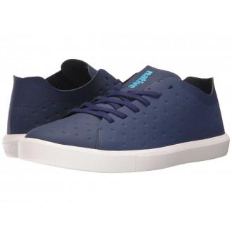 Native Shoes Monaco Low Regatta Blue CT/Shell White