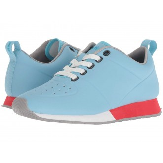 Native Shoes Cornell Sky Blue CT/Shell White/Torch Red/Pigeon Rubber