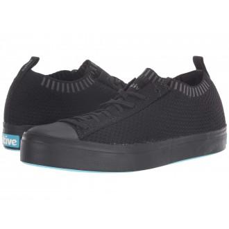 Native Shoes Jefferson 2.0 Liteknit Jiffy Black/Jiffy Black