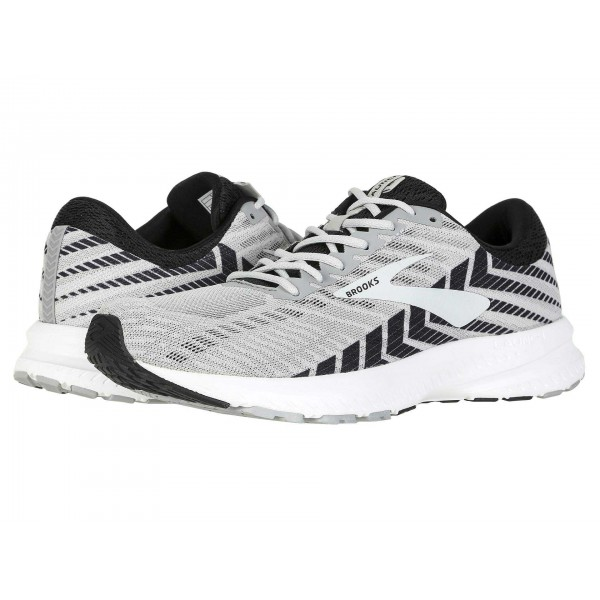 Launch 6 Alloy/Black/Grey