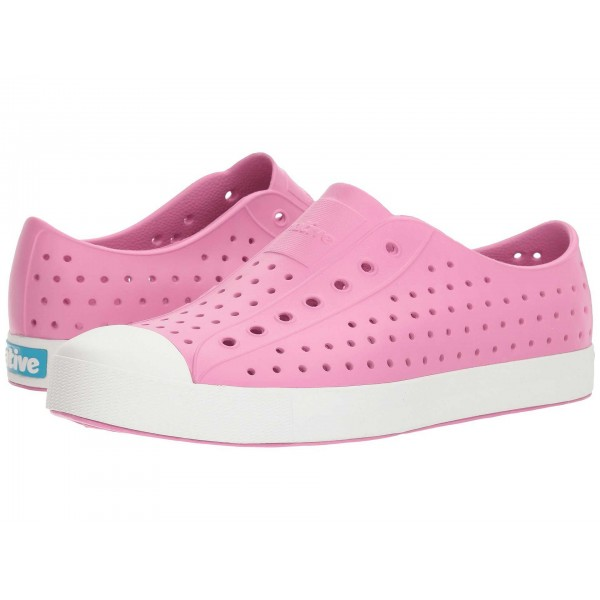 Native Shoes Jefferson Malibu Pink/Shell White