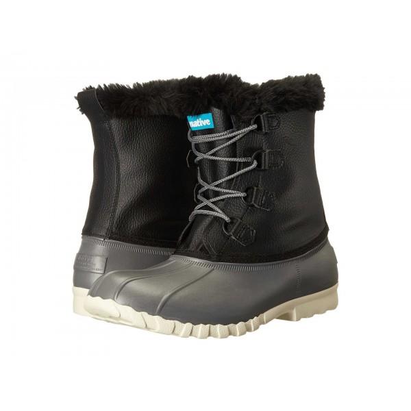 Native Shoes Jimmy 2.0 Dublin Grey/Jiffy Black/Bone White