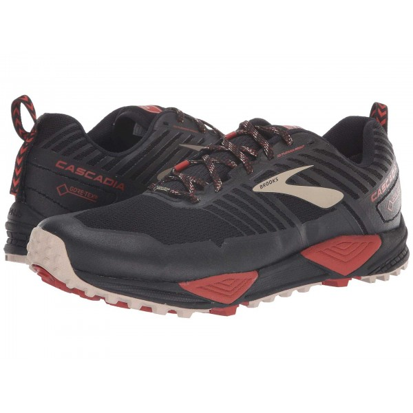 Cascadia 13 GTX Black/Red/Tan