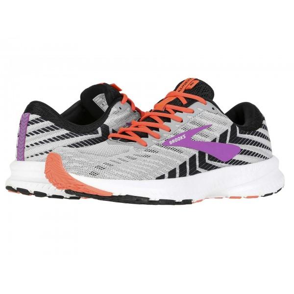 Launch 6 Grey/Black/Purple