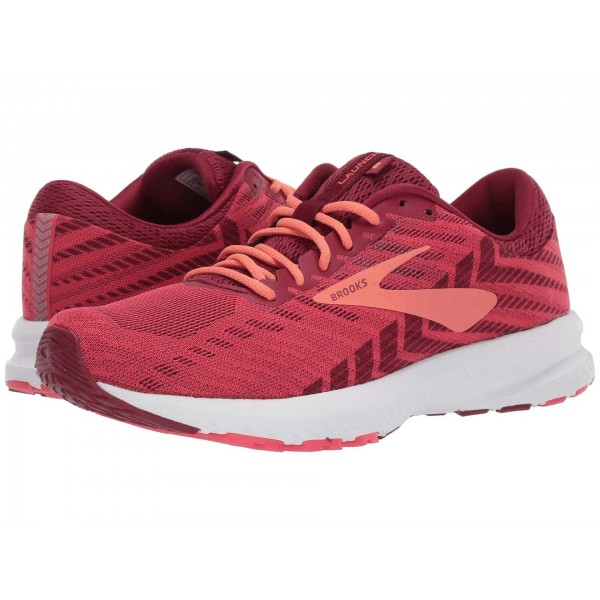 Launch 6 Rumba Red/Teaberry/Coral
