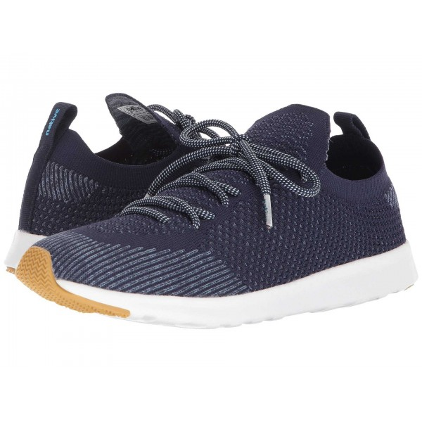 Native Shoes AP Mercury Liteknit Regatta Blue/Shell White/Natural Rubber