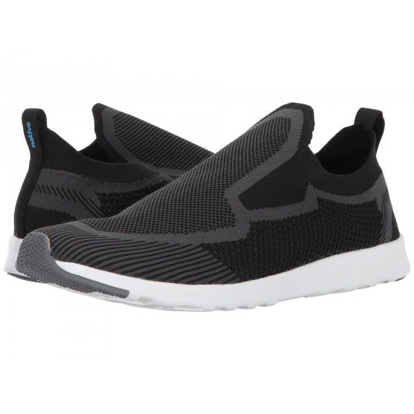 Native Shoes Ap Zenith Liteknit Jiffy Black/Shell White/Dublin Rubber