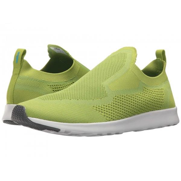 Native Shoes Ap Zenith Liteknit Palm Green/Shell White/Dublin Rubber
