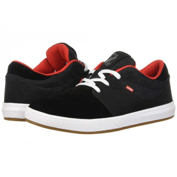 Globe Mahalo SG Black Knit/Red