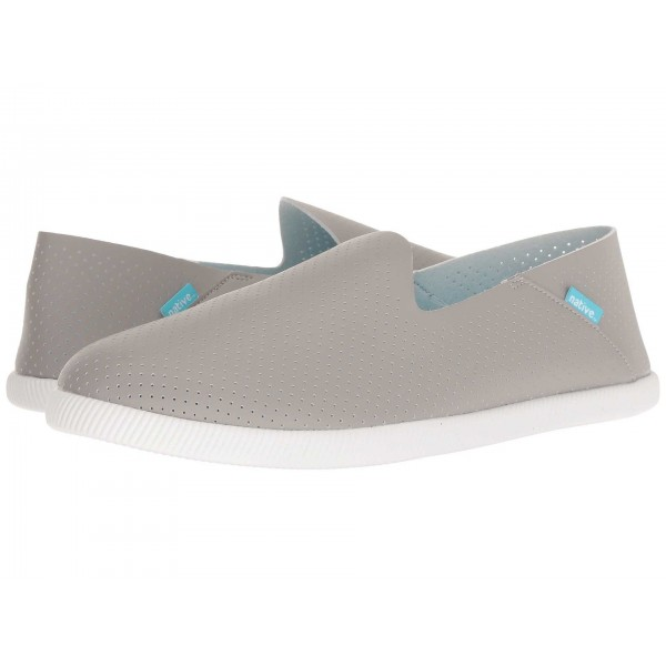Native Shoes Malibu Pigeon Grey/Shell White