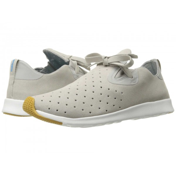 Apollo Moc Pigeon Grey/Shell White/Natural Rubber 2