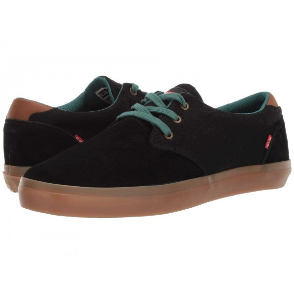 Winslow Black/Green/Gum