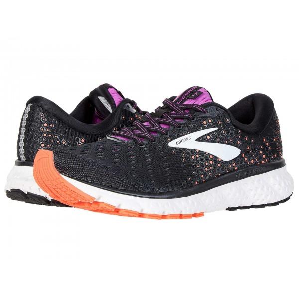 Glycerin 17 Black/Fiery Coral/Purple