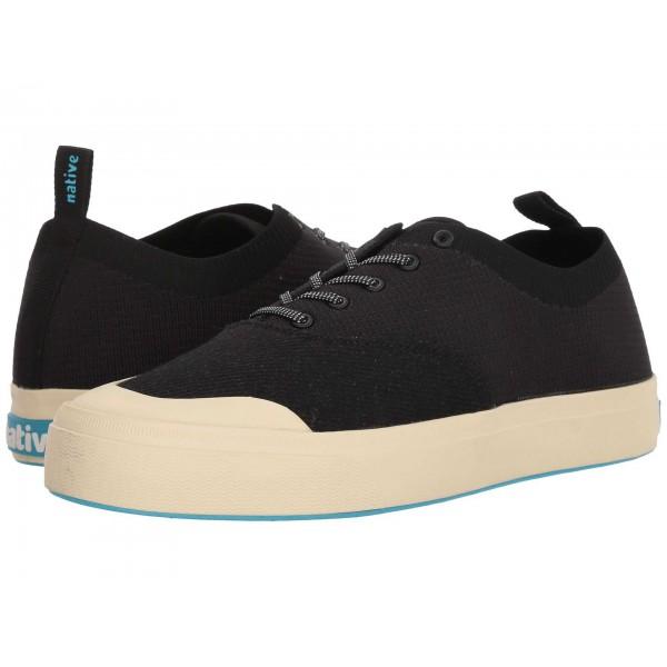 Native Shoes Jefferson Plimsoll Onyx Black/Bone White